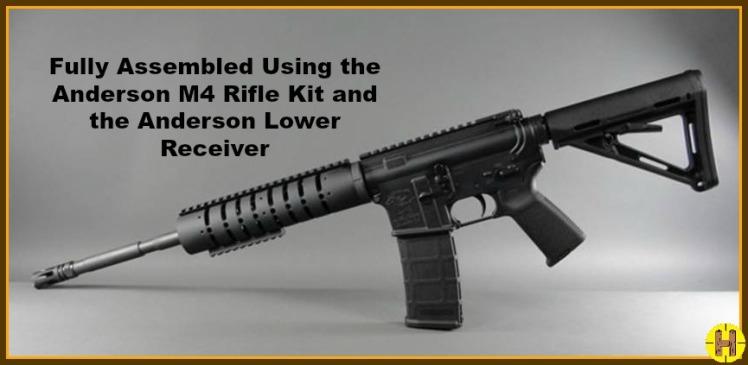 Anderson M4 assembledop