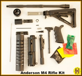 Anderson M4 kitop