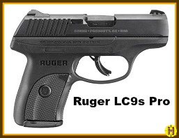 Ruger LC9 Proho