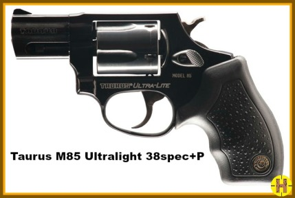 Taurus M85UL Bluedho