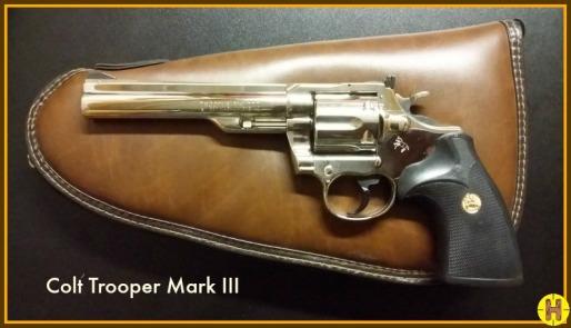 Colt Trooper Mk III HO