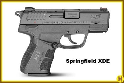 Springfield XDEho
