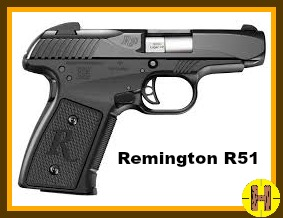 Remington R51Rt HO