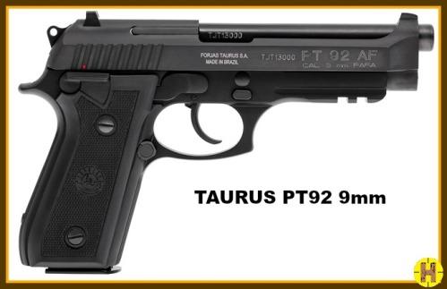 Taurus_92HO