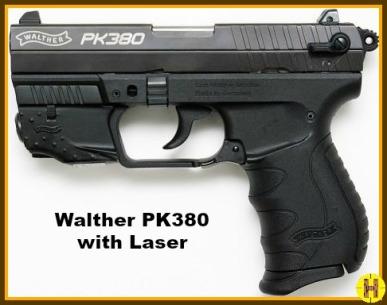 PK380 laserho