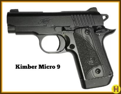 Kimber Micro blackHO