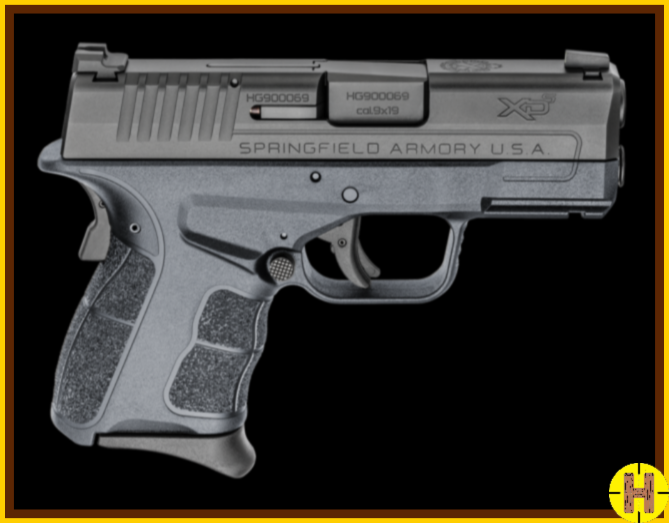 Springfield XDS mod2 blkHO