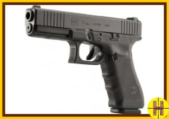 glock 17 gen 4 9mmHO