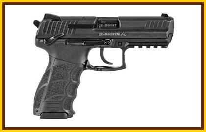 HK p30s 9mmHO