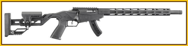 Ruger Precision Rifle 22lHOr